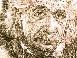 Albert Einstein is a possible case of a famour person with Asperger's syndrome, one of the Autism Spectrum Disorders