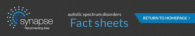 Fact sheet on Tourette syndrome and other comorbid disorders linked with Aspergers and Autism, two Autism Spectrum Disorders
