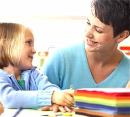 Responsive Teaching is a comprehensive developmental intervention designed to be used with children up to six years of age who have, or are at-risk for, developmental disorders such as Autism and Asperger's syndrome